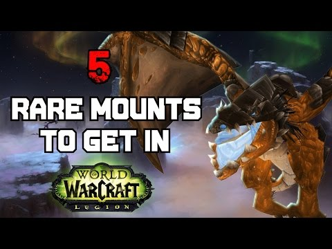 5 Incredibly Annoying Mounts to Get in World of Warcraft