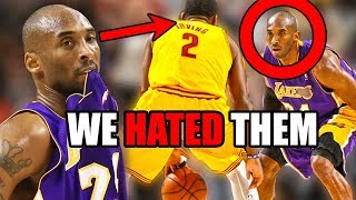 5 More Times Kobe Bryant Absolutely OWNED His Competition (Ft. Kyrie Irving & Dunks)