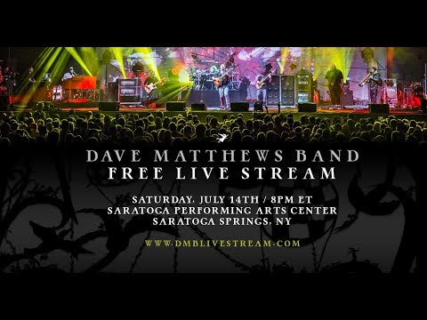 Dave Matthews Band - Live from SPAC 7/14/18 Mp3