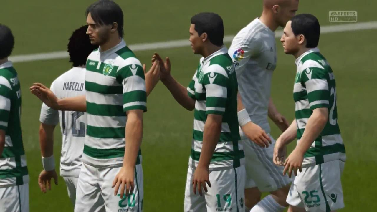 Download Real Madrid vs Sporting CP 2-1 Champions League 14/9/2016 Gameplay Walkthrough FULL MATCH