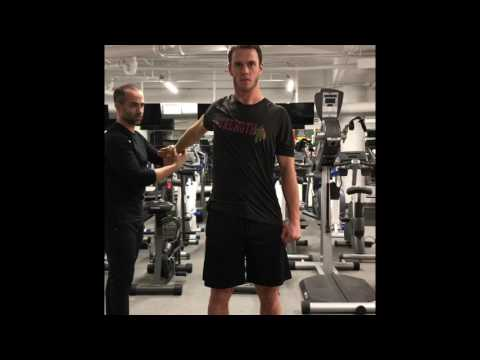Functional Range Conditioning (FRC) work with Jonathan Toews and Duncan Keith