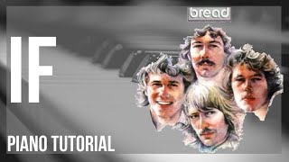 Piano Tutorial: How to play If by Bread