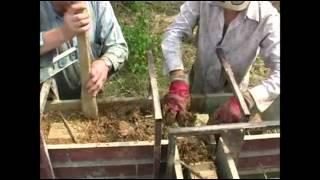 Строительство домов из монолитного самана.(Возведение стен с применение опалубки Вайсбурда., 2012-03-24T10:48:31.000Z)