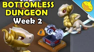 ROYAL DRAGON Bottomless Dungeon BEGINS! STARTING ALL OVER AGAIN! - DML #1218