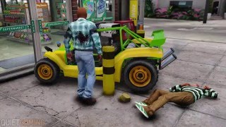 GTA 5 Приколы #2 Убийства и аварии
