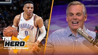 Colin Cowherd is convinced Magic isn