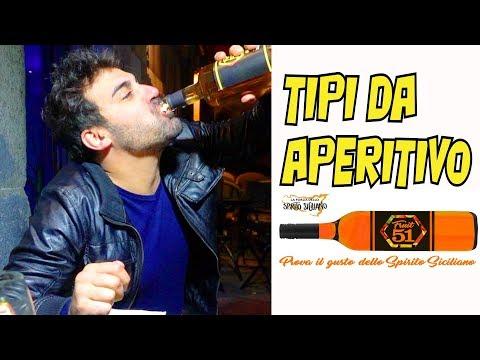TIPI DA APERITIVO - FRUIT 51