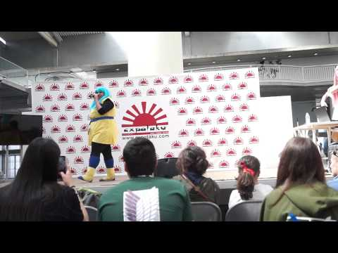 Concurso Karaoke Expotaku Coruña 2015