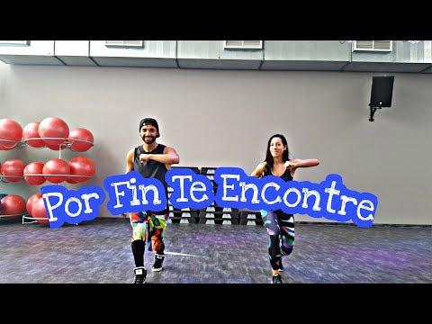 "Cali Y El Dandee Ft. Juan Magan - ""Por Fin Te Encontre"" //ZUMBA//DANCE// Choreo By Flurim & Anka"