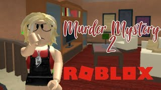 ROBLOX - Nunca dou Murder - Murder Mystery 2