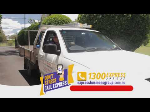 Express Solar Panel & Window Cleaning TV Commercial