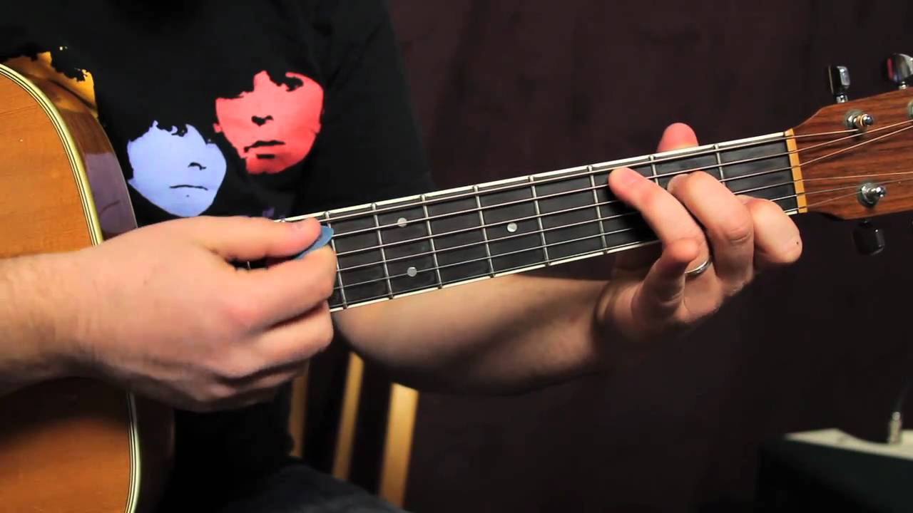 4 Simple Chords Guitar Lessons The Kinks Lola How To Play