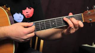 4 Simple Chords - Guitar Lessons - The Kinks - Lola - How to Play Easy Beginner Songs Acoustic