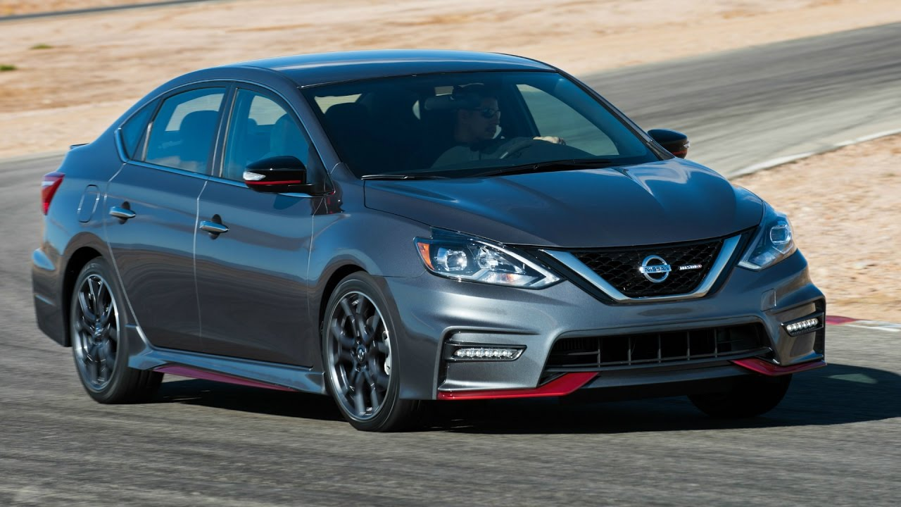 2017 Nissan Sentra Nismo Drive And Design Youtube