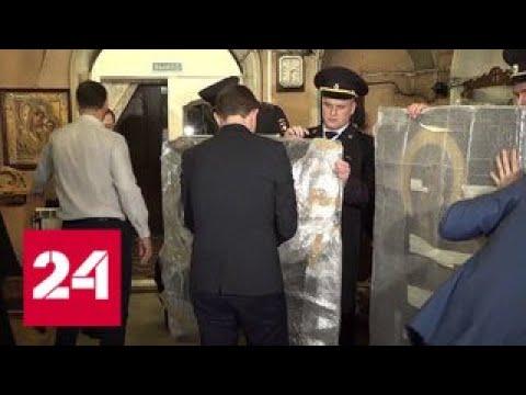 Полиция поймала всех участников кражи из церкви в Раменском районе