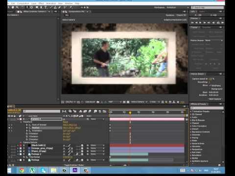 2 урок - motion graphics