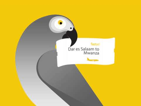 Book Direct with fastjet