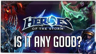 Heroes of the Storm - Is It Any Good? (Alpha)