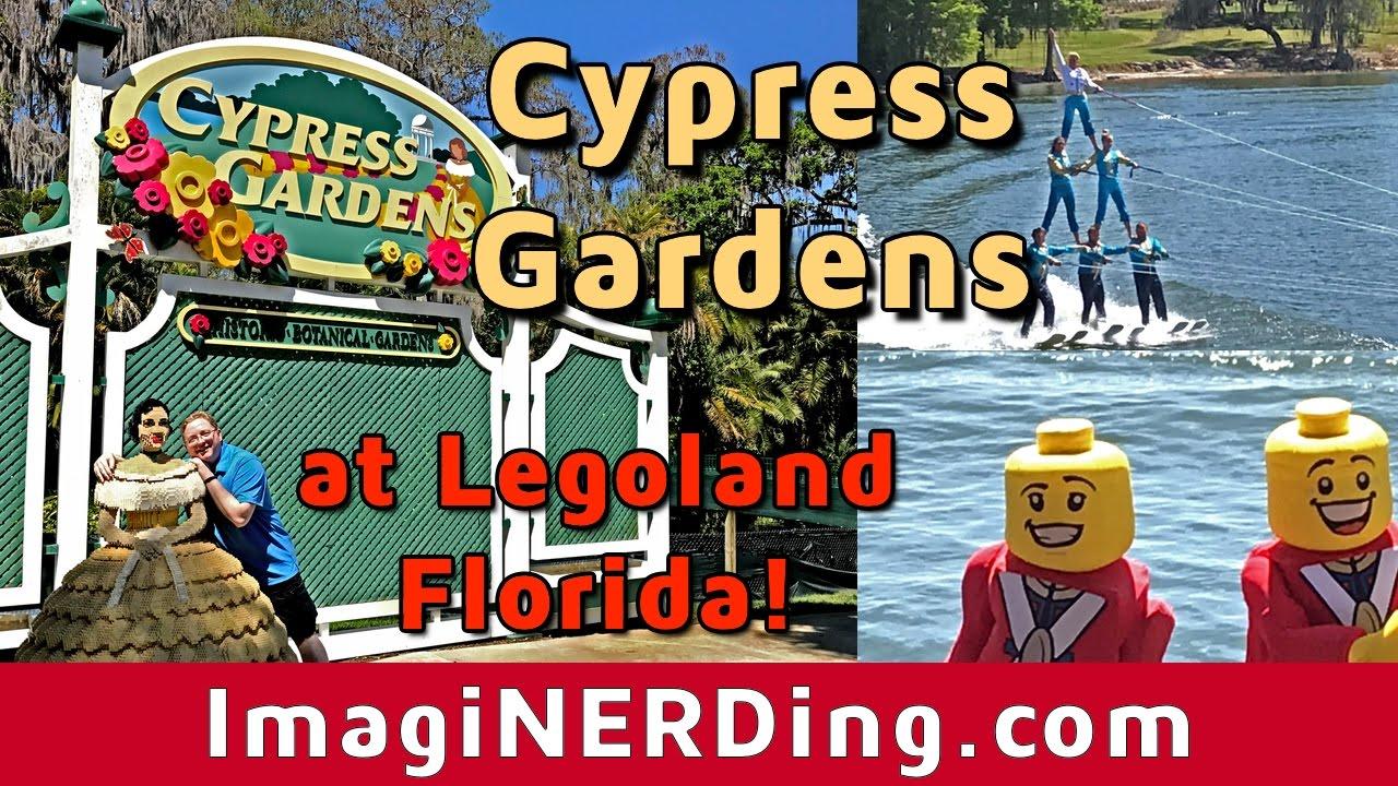 cypress gardens botanical garden and piratesu0027 cove water skiing at - Cypress Gardens Nursing Home