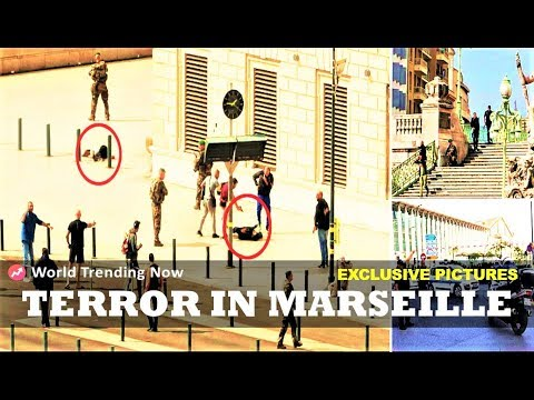 Breaking News -  Attack at Marseille station