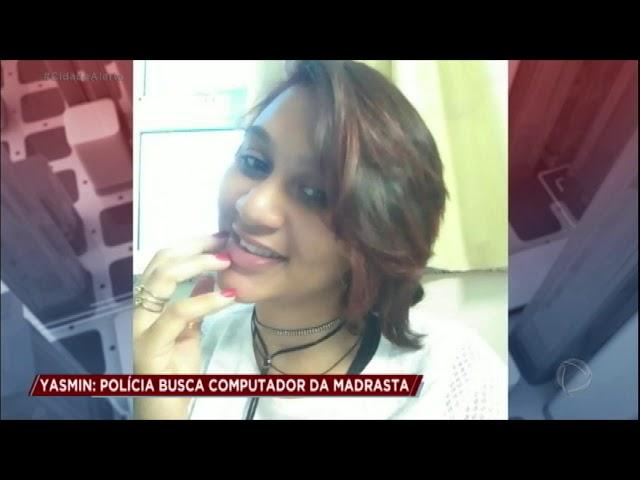 Caso Yasmin: desaparecida apanhava de cabo de aço pela madrasta, diz testemunha
