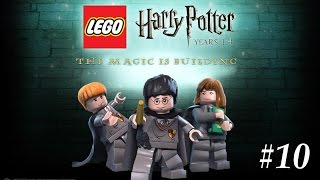 Lego Harry Potter Years 1-4 #10 The Heir of Slytherin?