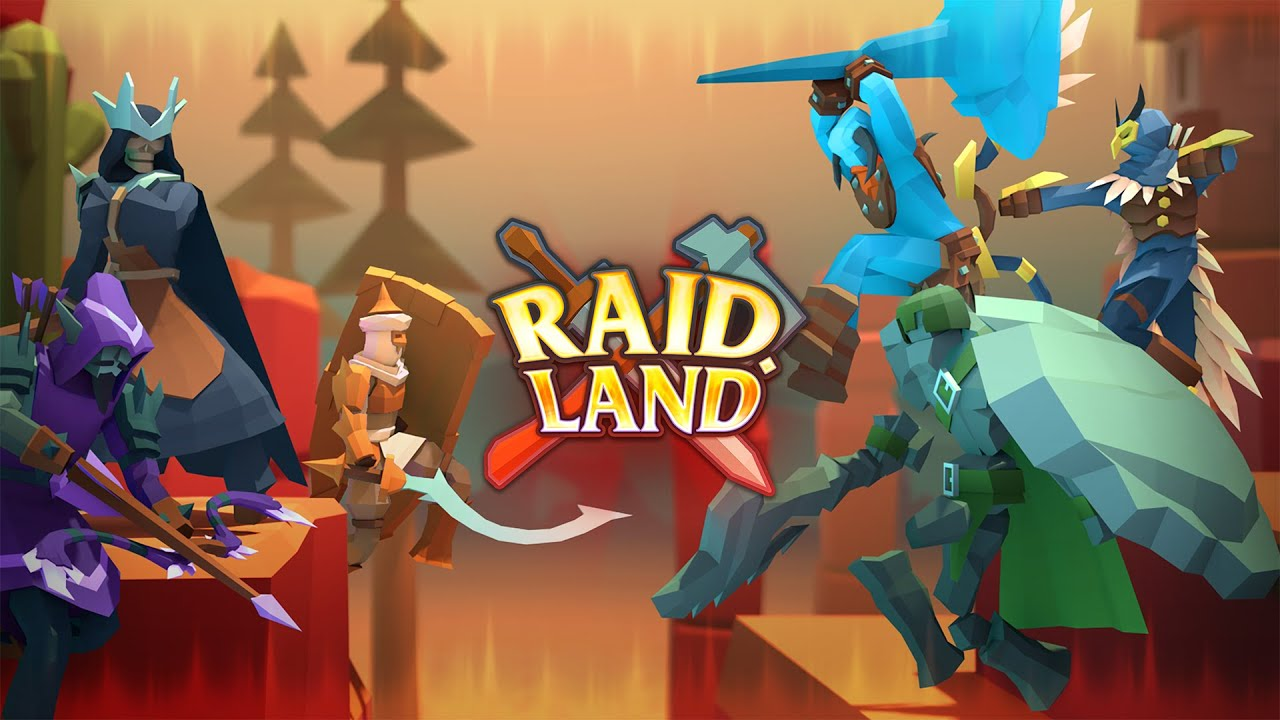 Raid.Land • Play Now!