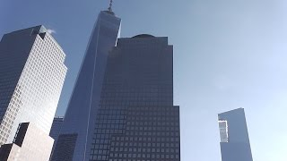 UPDATE! One World Trade Center / Freedom Tower 1/23/2015 construction progress part 1