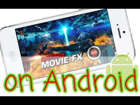 Movie FX on Android FX guru download nowaction fxfree