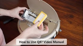 Clymen Q8 - How to use? Video Manual