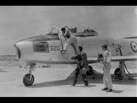 F-86 sabre Jet Fighter documentary in HD (greek subs)