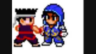 akira yuki vs. jin kazama