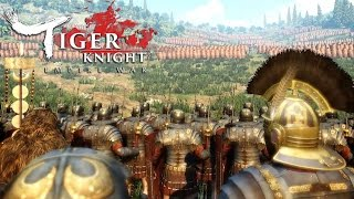 Roman Invasion Of Ancient China (New Free To Play Strategy War Game)
