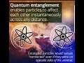 USE QUANTUM ENTANGLEMENT TO ACCELERATE LAW OF ATTRACTION
