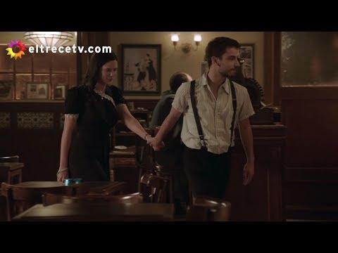 Lucía buscó a Bruno para contarle que dejó a Torcuato y aprovechó para besarlo otra vez
