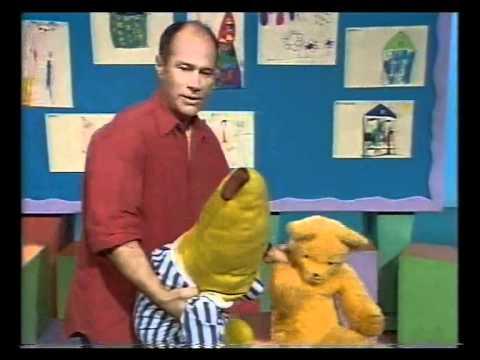 Play School - Original 'Bananas In Pyjamas' animation - Alistair - George