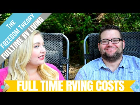 FULL TIME RV LIVING COSTS/BUDGET | The Freedom Theory