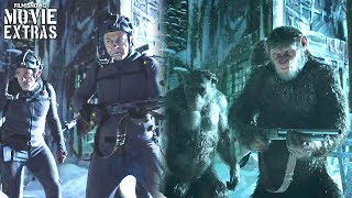 War for the Planet of the Apes 'Making History' Featurette (2017)