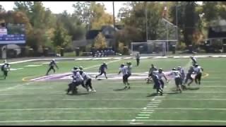 Heidelberg Offensive Line Highlight