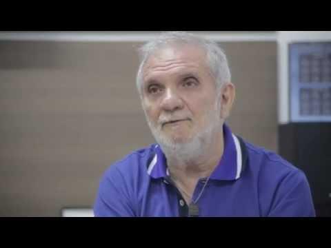 Café Colombo entrevista Raimundo Carrero