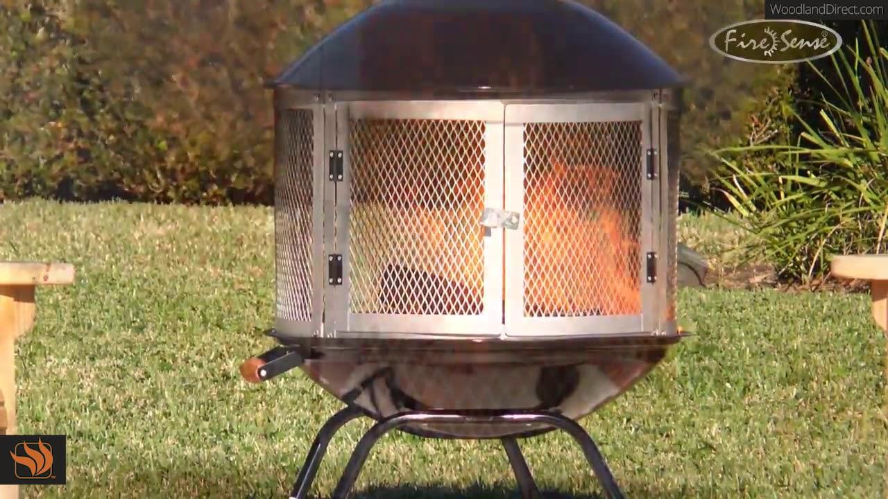 Merveilleux Firesense Bon Fire Patio Fireplace