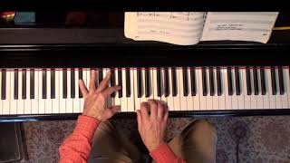 Bb Blues Piano - Freddie part 3 Jazz Piano College 152
