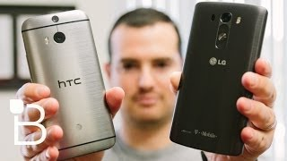 HTC One M8 vs LG G3 and YouTube Advice!