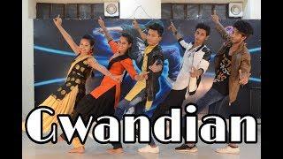 Gwandian | Punjabi dance choreography | sunshine dance troupe | Dr. Zeus