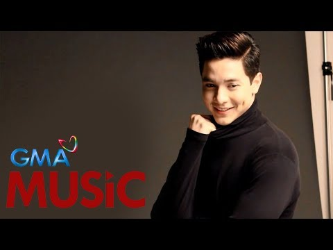 Alden Richards - Wish I May Album Pictorial BTS Footage