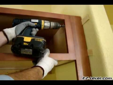 refrigerator enclosure filler strips how to install wall cabinets part 4 of 4 remix youtube
