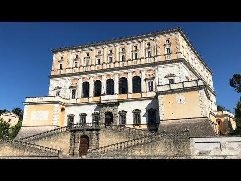 Comune di Caprarola (Viterbo) - Borghi d'Italia (Tv2000)