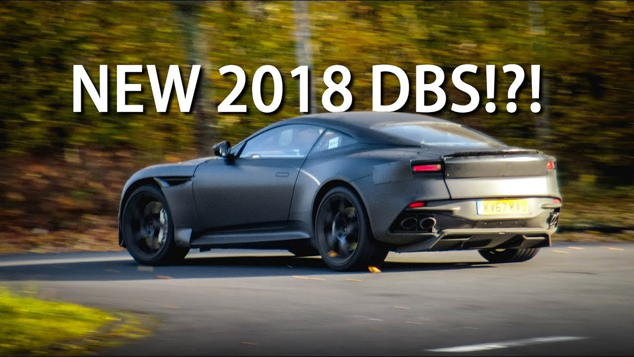 the new aston martin db11s & dbs 2018 driving around the nÜrburgring