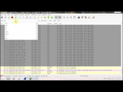 DDOS attack_fake MAC