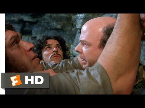 The Princess Bride (2/12) Movie CLIP - Inconceivable! (1987) HD